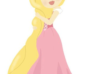 disney, cute, and tangled image