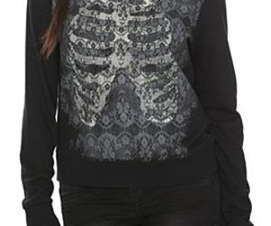 sweatshirt, want, and hottopic image
