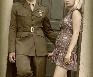 armed forces, old fashioned, and cute image