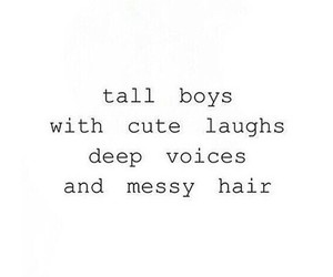 boys, tall, and love image
