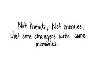 enemies, memories, and quote image