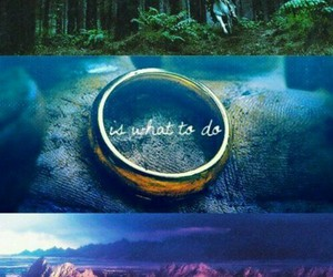 LOTR, gandalf, and quote image