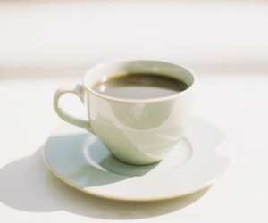 coffee, french, and vintage image