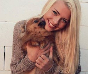 blogger, girl, and blonde image