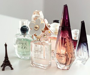 perfume, beauty, and paris image