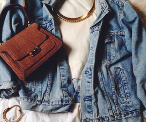 alternative, hipster, and jeans jacket image
