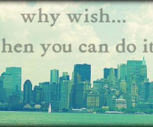 ?, wish, and do image