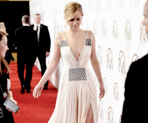 Jennifer Lawrence, dress, and jlaw image