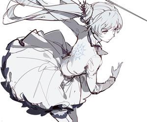 anime and rwby image