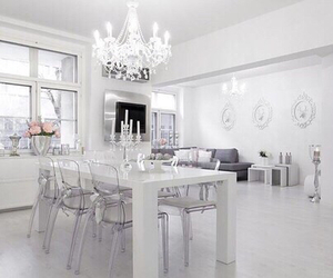 luxury, white, and decoration image