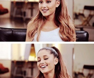 smile, ari, and love image