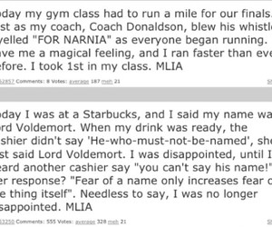 harry potter, narnia, and starbucks image
