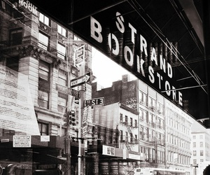 bookstore, old movies, and vintage image