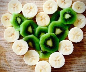 fitness, food, and fruit image
