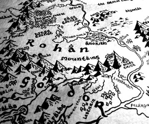 the hobbit, lord of the rings, and LOTR image