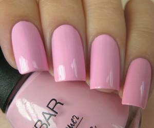 enamel, pink, and polish image