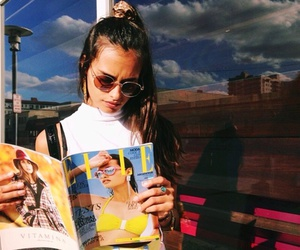 Elle, girl, and fashion image