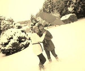 fun, happy, and winter image