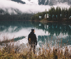 adventure, mountain, and wanderlust image