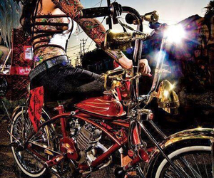 chicana and ridin' image