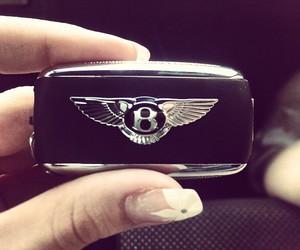 Bentley and girl image