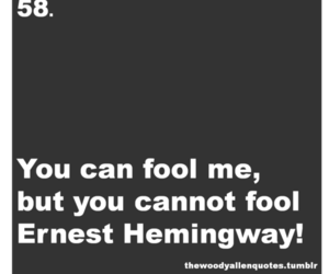 ernest hemingway, midnight in paris, and quote image