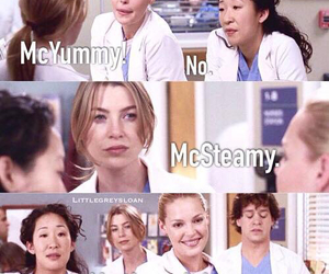 mcsteamy and grey's anatomy image