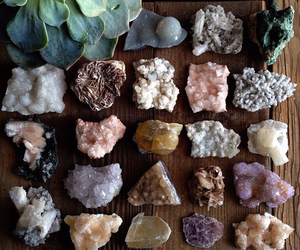 crystal, beautiful, and minerals image
