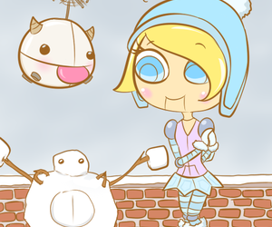 league of legends and orianna image