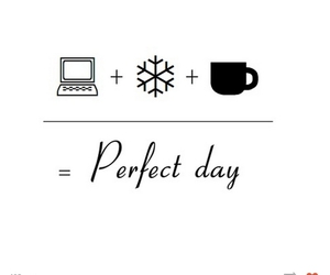 coffe, computer, and day image