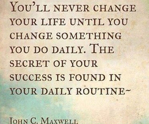 quotes, life, and change image