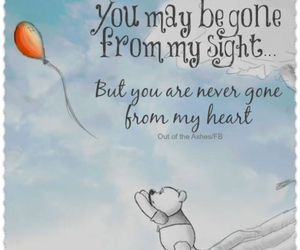 heart, quotes, and pooh image