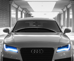 audi, car, and rich image