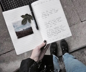 grunge, pale, and indie image