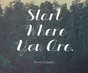 life, start, and quotes image