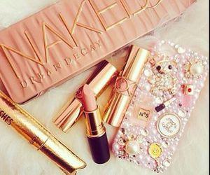 fashion, lipstick, and luxury image