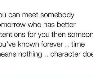 character, forever, and quote image
