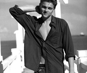 leonardo dicaprio, Hot, and boy image