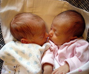 baby and twins image