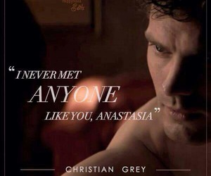 christian, fifty, and grey image