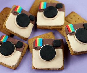 instagram, Cookies, and food image
