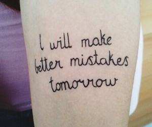 better, lovely, and mistakes image