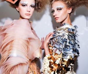 fashion, model, and Anna Selezneva image