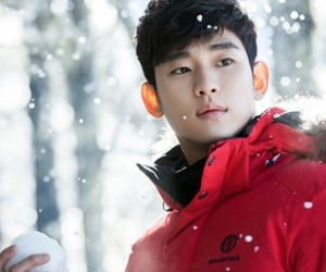 actor, korean, and kim soo hyun image