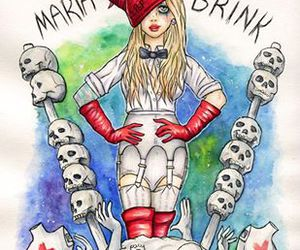 dibujo, in this moment, and maria brink image