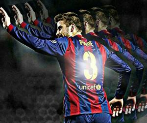 3, Barca, and shakira image