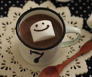 marshmallow, sweets, and yummy image