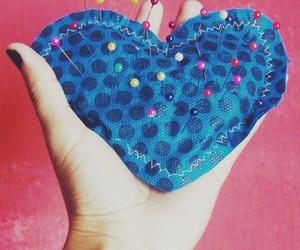 cores, heart, and machucado image