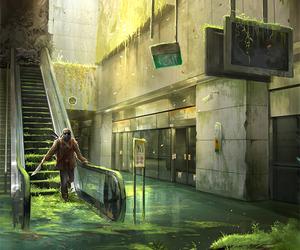 apocalypse, survivor, and subway image