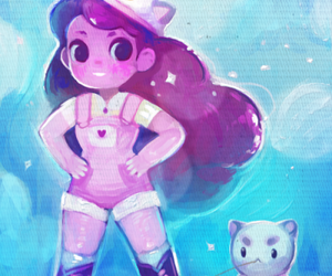 bee, puppycat, and bee and puppycat image
